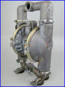 Versa-Matic 2 316SS Air Operated Double Diaphragm Pump KD34-300