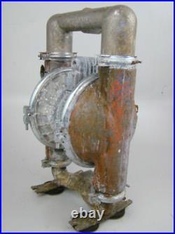 Versa-Matic 2 Air Operated Double Diaphragm Pump KD34-300