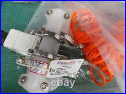 WILDEN P1/PPPP/TF/TF/KTV AIR OPERATED DOUBLE DIAPHRAGM PUMP With AIR LINE, M894360