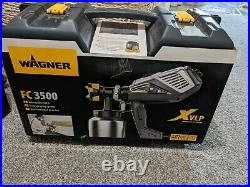 Wagner sprayer CORDED 230V (WITH UK ADAPTER)