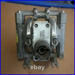 Wilden M1 Pump air operated PNEUMATIC double diaphragm 1/2