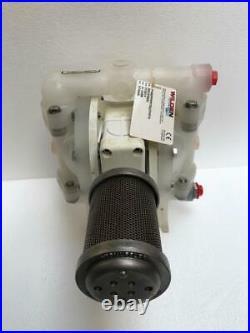 Wilden P100/ppppp/tnu/tf/ptv Polypropylene Air Operated Double Diaphragm Pump #2