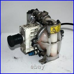 Wilden Pro-Flo Pump air operated PNEUMATIC double diaphragm POLYPROPYLENE 0.5