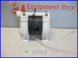 Yamada NDP-5FPT ELB Diaphragm Pump 100 PSI Max Air Pressure
